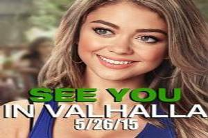 VIDEO: Sarah Hyland Stars in SEE YOU IN VALHALLA, On DVD Today