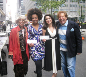 Lydia Harrell and Rhianna Radick Top 2015 Duke Ellington Jazz Vocal Competition in NYC