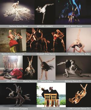 2015 DUMBO DANCE FESTIVAL to Kick Off on October 8