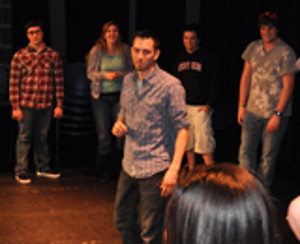 Howdy Stranger Improv Comedy Group to Perform at Northern NJ Community Foundation's Connecting the Dots Meeting