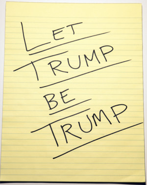 Making It Happen Productions Announces Witty and Imaginative Comedy, LET TRUMP BE TRUMP