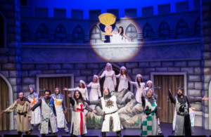 Alpert Jewish Family & Children's Service Raises $9K at Preview of Monty Python's SPAMALOT