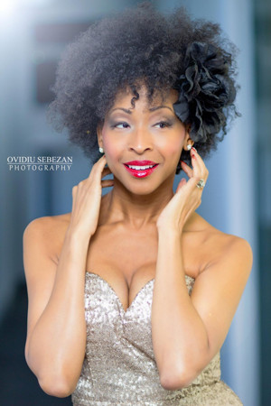 MOTOWN's N'Kenge Set for BROADWAY DIVAS with the Ottawa Symphony Tonight