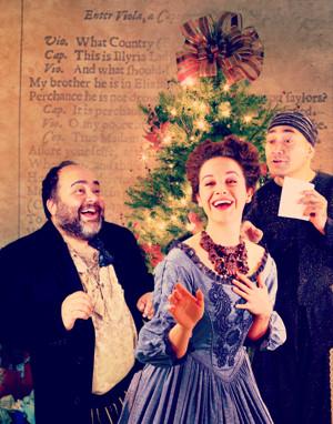 CT Repertory Theatre Presents TWELFTH NIGHT Dec 3-13