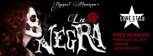 Raquel Almazan's LA NEGRA Gets Developmental Reading