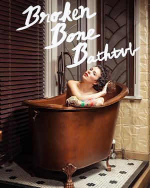 Siobhan O'Loughlin's BROKEN BONE BATHTUB to Play The Red Room at KGB Bar