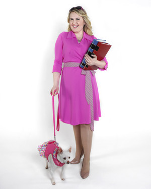 Legally Blonde Broadway Play 85