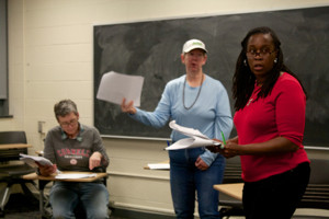 Civic Ensemble to Present Woman-Centered Performance SHE PERSISTS