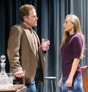Funny, Fast-Paced Whodunit at the Morris Museum's Bickford Theatre