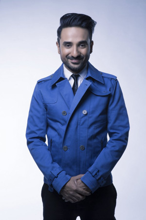 Vir Das to Headline Carolines on Broadway This March