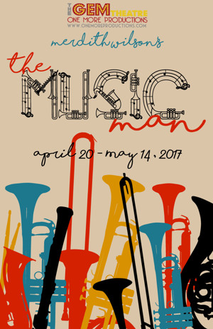 One More Productions Presents THE MUSIC MAN