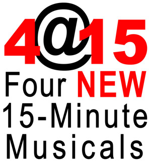 4@15:Four New 15 Minute Musicals at The Royal Family Arts Centre Set for This Weekend