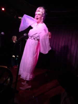 APPLAUSE, BIG and CALL ME MADAM Featured in RICKY RITZEL'S BROADWAY at Don't Tell Mama