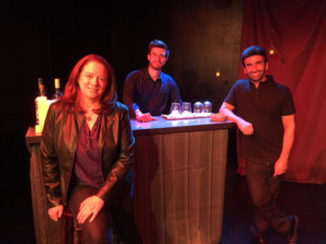 Joe Gulla's GARBO Wins Audience Award at 2017 Downtown Urban Arts Festival