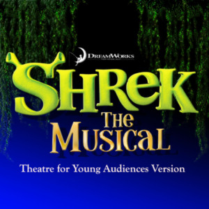 Cast Set for SHREK THE MUSICAL at Stages Theatre Company