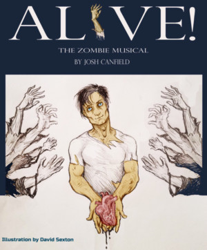 Denee Benton, Grace McLean and More to Lead ALIVE! THE ZOMBIE MUSICAL in Concert