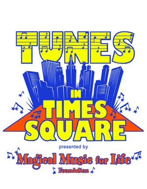Magical Music's 5th Annual TUNES IN TIMES SQUARE Benefit Concert Set for 5/1