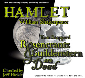 City Theatre Austin Presents Redux in Rep: HAMLET WITH ROSENCRANTZ AND GUILDENSTERN ARE DEAD
