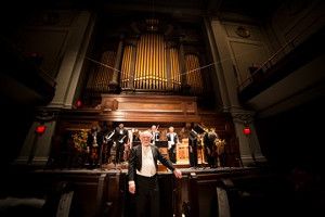 Early Music New York to Present BACH BROTHERHOOD: SEBASTIAN'S PEERS
