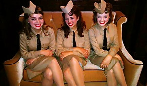 The Starlite Sisters to Bring Old Hollywood Pizzazz to The Met Room for Mother's Day