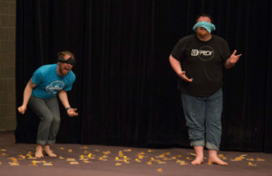 A NIGHT OF IMPROV COMEDY Coming to The Sauk as Part of Riverfest