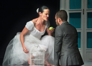 Bilingual Version of MISS JULIE to Open Next Month at La MaMa