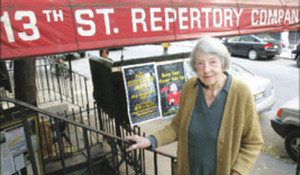 13th Street Rep to Launch Celebration of Founder Edith O'Hara's 100th Year