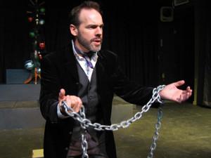 Neil McGarry's One-Man A CHRISTMAS CAROL Continues Through Dec 23