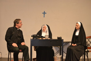 Theater 294 Debuts Classic Theater with DOUBT