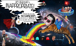 TIM REALBUTO IS INAPPROPRIATE to Play The Cutting Room with Special Guests Stepahnie D'Abruzzo & More