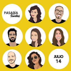 Pasadia Familiar Returns to the Stage Next Month