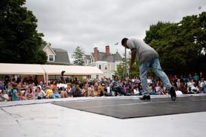Dance on the Lawn Outdoor Dance Festival Returns to Montclair, NJ