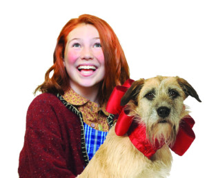 Leapin' Lizards! ANNIE to Take the Stage at Flat Rock Playhouse