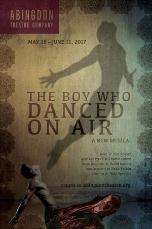 New Musical THE BOY WHO DANCED ON AIR to Alight at Abingdon This Spring