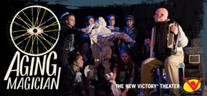 Opera-Theater Work AGING MAGICIAN, Featuring Brooklyn Youth Chorus, Comes to New Victory Theater Tonight