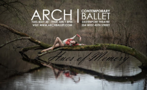 Arch Contemporary Ballet to Present World Premiere at The Davenport Theatre