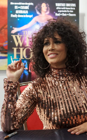 Cape Town Songstress Belinda Davids Returns To The Mother City With Worldwide Hit Whitney Housten Show