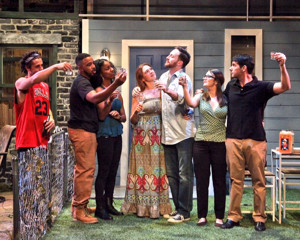 The Road Theatre Company Extends BROKEN FENCES