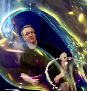 BUBBLEOLOGY Returns to Ocean State Theatre Next Month