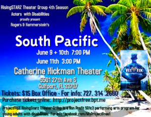 ProjectFREE RisingSTARZ Presents Rodgers & Hammerstein's SOUTH PACIFIC