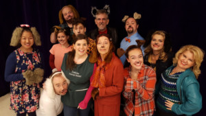 Canines Hit the Stage in THE POUND: A MUSICAL FOR THE DOGS at Sound Bites 4.0