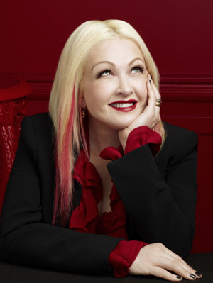 Cyndi Lauper Named Inaugural Grand Marshall of SHOW DAY