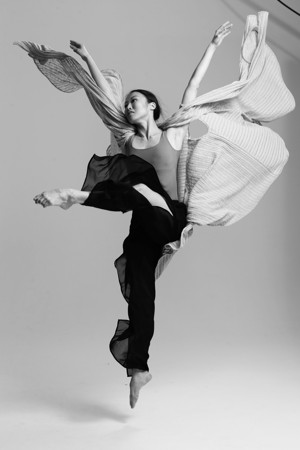 Nai-Ni Chen Dance Company to Bring CROSSCURRENT IV to Flushing Town Hall
