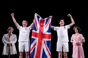 CHARIOTS OF FIRE to Make U.S. Premiere at BYU