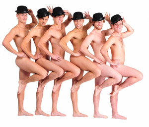 Ronnie Larsen and Tim Evanicki Productions Takes NAKED BOYS SINGING on the Road!