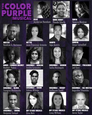 Cast Announced Australasian Premiere of THE COLOR PURPLE