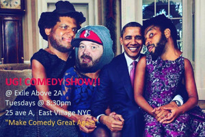UG! COMEDY SHOW!! Brings in Latest Line Up for March 14th Ed.