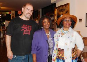 AUDELCO President Grace L. Jones Attends No Name Show in Washington Heights