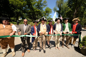 NYC Parks Cuts Ribbon on Phase One of Improvements to Fort Greene Park