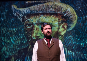 Leonard Nimoy's VINCENT Opens Tonight at the Theatre at St. Clement's